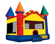 King Bounce House 13x14